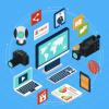 web tasarım e ticaret sitesi seo yazılım tanıtım filmi logo tasarım hizmetleri Resim